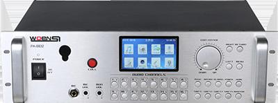 智能时程音乐播放器 PA-0832